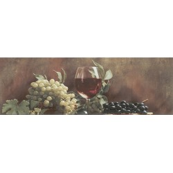 Uniwersalna dekoracja WINE inserto B