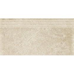 Flash Bianco stopnica mat