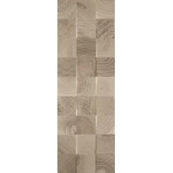Daikiri Brown struktura Wood Kostki