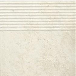 Stopnica prosta Scandiano Beige 30x30 cm
