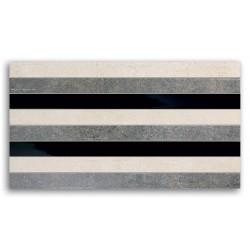 Braid Black 593x327 mm