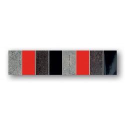 Braid Red 327x73 mm