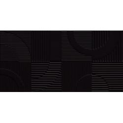 Coll Round black STR 598x298 mm