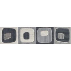 Modern Square 1 448x105 mm
