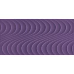 Wave violet A  448x223 mm