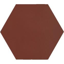 Natural Rosa Heksagon