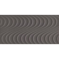 Wave grey A 448x223 mm