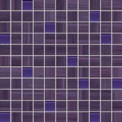 Wave violet 300x300 mm