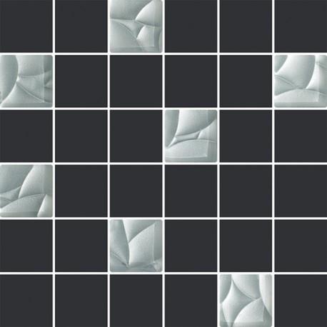 Esten Bianco / Grafit mozaika